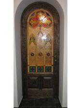 solid-wood-door-single-leaf-with-mosaik-1