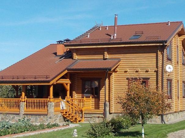 Окна в деревянном доме 4