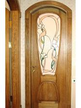 solid-wood-door-single-leaf-with-mosaik