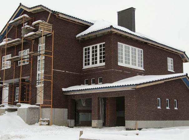 home-with-wood-windows