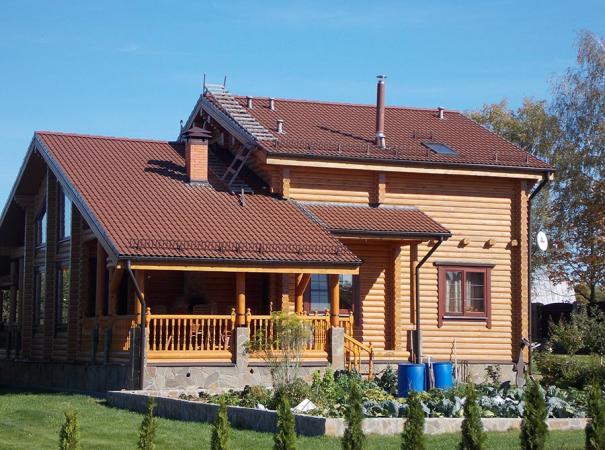 Окна в деревянном доме 3