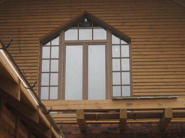 trapezoidal windows in the set-1