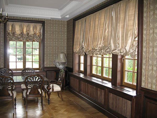 wooden-sills